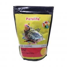 Petslife Hand Feeding for Birds Low Fat 1KG